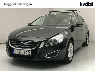 begagnad Volvo V60 D3 Summum, taklucka, GPS