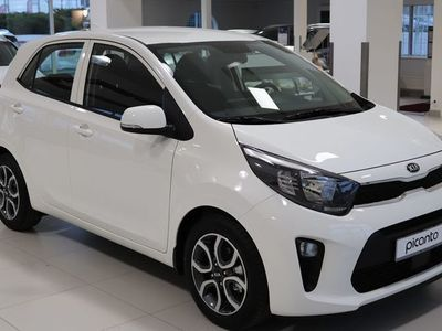 begagnad Kia Picanto 1.2 AUT Advance Plus DEMO
