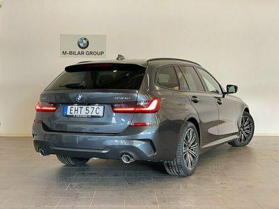 begagnad BMW 330e xDrive Touring M Sport Connected 2021, Personbil Pris 620 000 kr