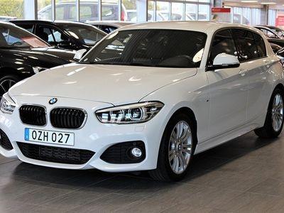 begagnad BMW 118 i M Sport Euro 6 136hk