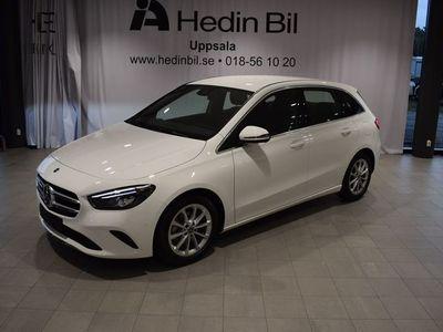 begagnad Mercedes B180 // Progressive // Advantagepaket // Drag