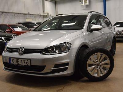 begagnad VW Golf SportsCombi 1.6 TDI Style 110hk