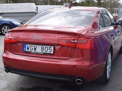 begagnad Audi A6 2.8 FSI Quattro Sedan Aut Head up