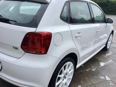 begagnad VW Polo TSI 90 Masters -13