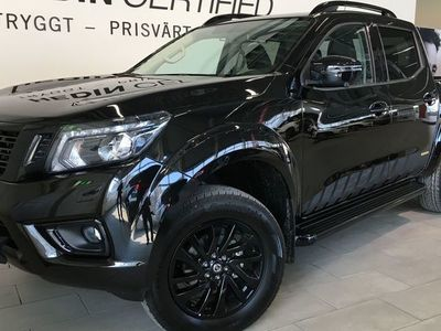 begagnad Nissan Navara NAVARA 2.3 DCI 190 HK 7AT N-GUARD BLACK