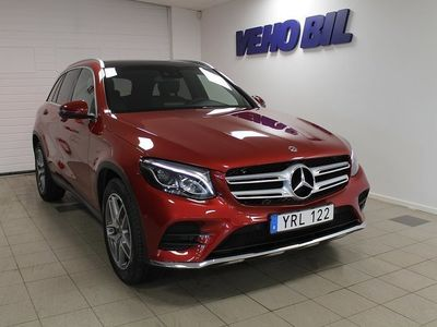 usata Mercedes GLC220 d 4-Matic AMG Panorama -18