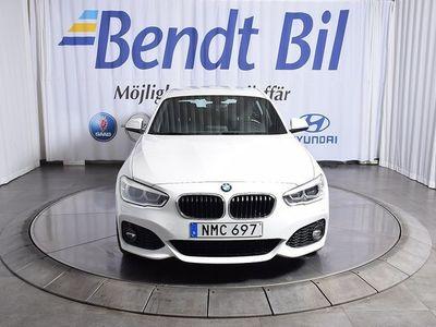 begagnad BMW 118 d xDrive M Sport / 1 ägare