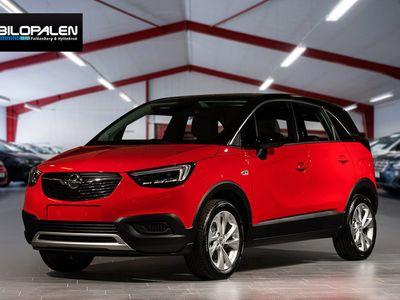 begagnad Opel Crossland X 1.2 Turbo