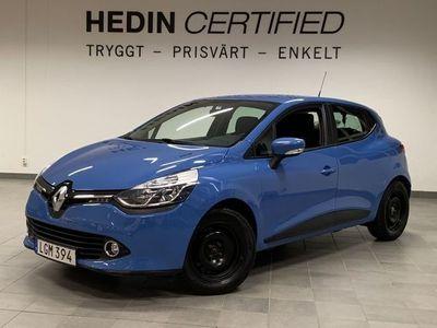 begagnad Renault Clio TCe 90hk 5dr Expression *V-hjul*