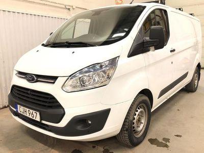begagnad Ford 300 Transit Custom2014, Transportbil 122 850 kr