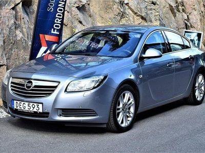 begagnad Opel Insignia Sedan 2.0 CDTI 160hk
