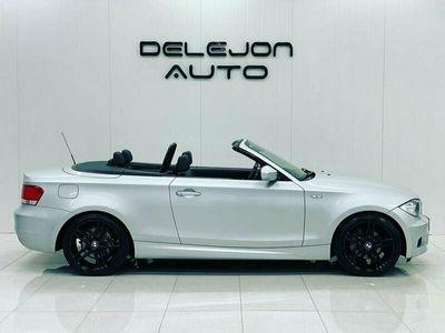 begagnad BMW 120 Cabriolet d M-Sport Automat 177hk