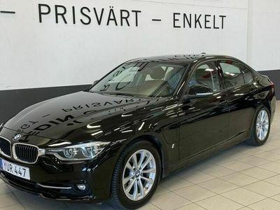begagnad BMW 330e SPORT LINE / NAVI / V - HJUL