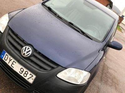 begagnad VW Fox 1.2 billigt skatt -06
