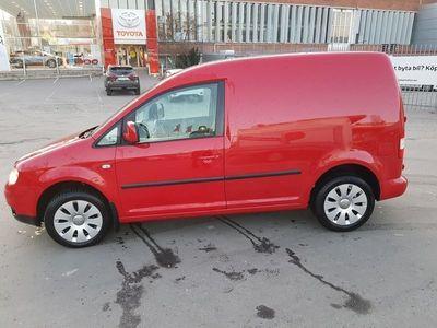 begagnad VW Caddy Skåpbil 2.0 140 HK