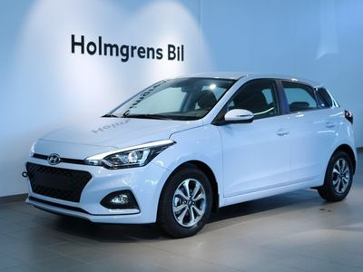 begagnad Hyundai i20 1.25 M5 Trend