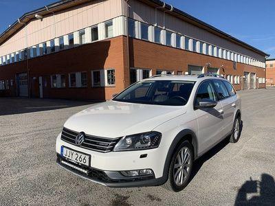 begagnad VW Passat Alltrack 2.0 TDI 177hk 4M DSG Premium