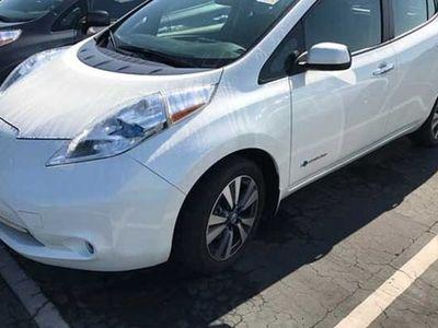 begagnad Nissan Leaf Halvkombi 2013, Halvkombi 169 000 kr