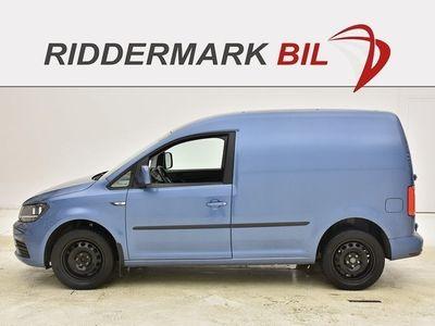begagnad VW Caddy 2.0 TDI 102hk EU6 SE UTRUSTNING