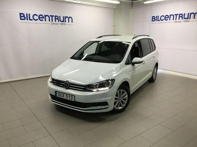 begagnad VW Touran 1,4 TSI 150 MAN 1.4 CLBMT 110TSI