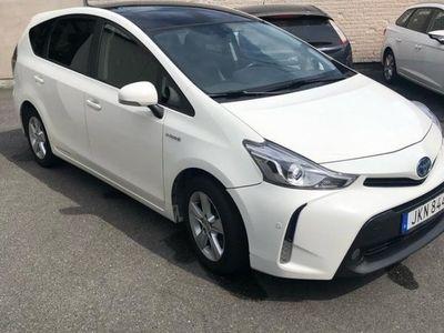 begagnad Toyota Prius+ Hybrid Executive