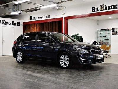begagnad Subaru Impreza 2.0 4WD Lineartronic 150hk Eu-6