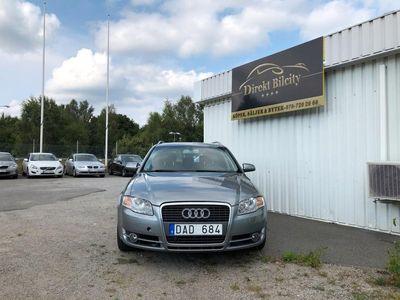 begagnad Audi A4 Avant 2.0 TFSI Ny Bes-30.09.2021
