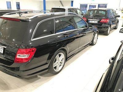 begagnad Mercedes C220 CDI Sv-Såld AMG