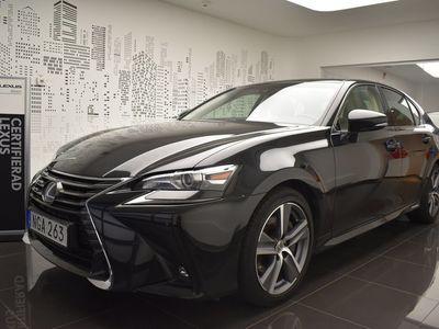 begagnad Lexus GS450H Comfort