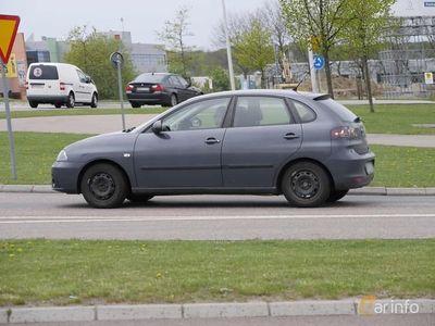 begagnad Seat Ibiza 5-dörrar