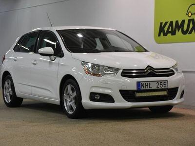 used Citroën C4 1.6 VTi S&V-hjul (120hk)