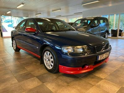 begagnad Volvo S60 2.4 140hk