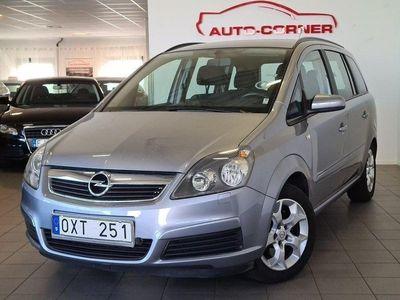 begagnad Opel Zafira 1.6 CNG ecoFLEX 7-sits Drag