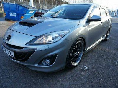begagnad Mazda 3 3 MPS KOMBISEDAN (