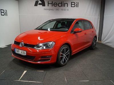 begagnad VW Golf 5-dörrar 1.4 TSI BlueMotion Sport, Highline Plus 140hk