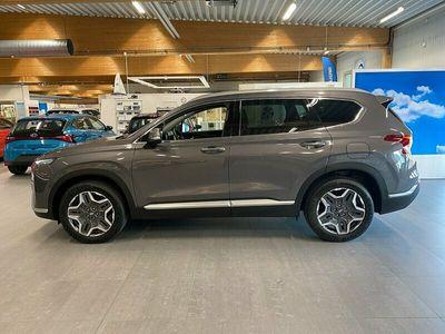begagnad Hyundai Santa Fe 1.6 HEV 230 6AT 4WD 7 sits Advanced