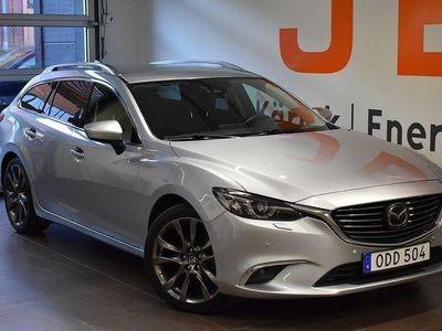 begagnad Mazda 6 Wagon Optimum 2.2 DE 175hk Aut AWD -