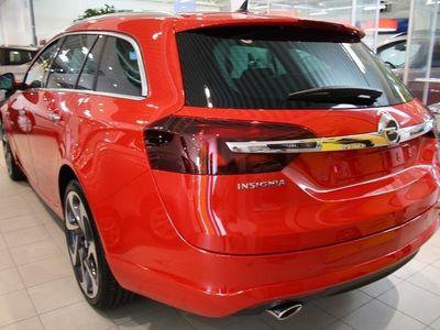"begagnad Opel Insignia Sports Tourer Business 2.0 CDTI AT6 4x4 /170hk OPC, 20"" fälgar Flexride"