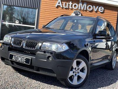 begagnad BMW X3 3,0I AWD 231hk