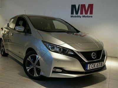 begagnad Nissan Leaf 40 kWh 149hk / TEKNA