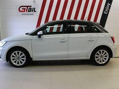 used Audi A1 Sportback 1.4 TFSI Eu6 125hk Ränta 1,95%