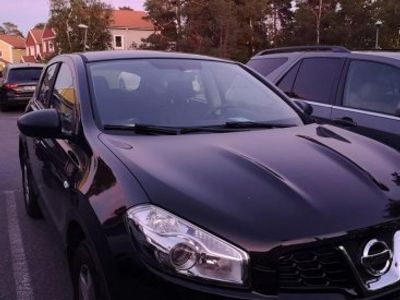 begagnad Nissan Qashqai 1.6 kamkedja -13