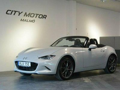 begagnad Mazda MX5 2.0 184hk Softtop AT