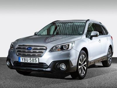 begagnad Subaru Outback 2.0D Summit CVT