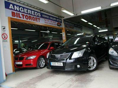 begagnad Toyota Avensis Kombi 2.2 D-4D 150hk