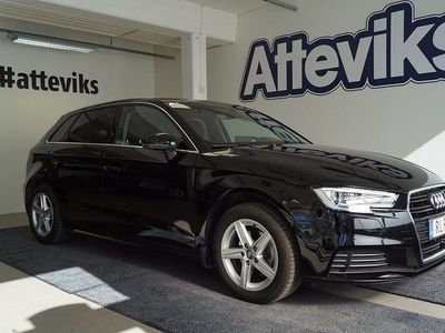begagnad Audi A3 TFSI 150hk Aut/Carplay
