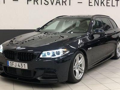 begagnad BMW 530 d xDrive (258hk) INNOVATION / PANORAMA / VÄRMARE