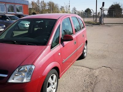 gebraucht Opel Meriva 1.6 101hk
