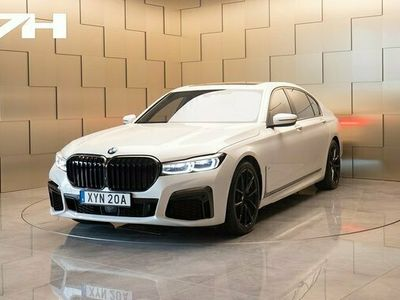 begagnad BMW 750L i xDrive M-Sport Executive Lounge Ny 2019, Sedan Pris 1 095 000 kr