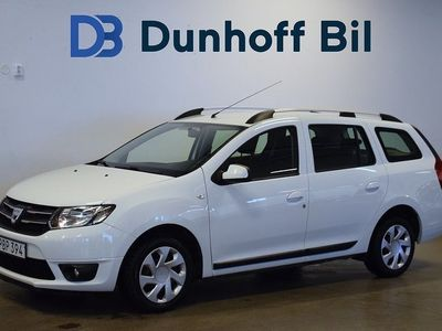 begagnad Dacia Logan JULREA MCV TCe 90 hk Laureate